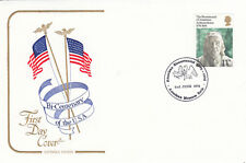 (04146) GB Cotswold FDC USA indépendance American Museum Bain 2 juin 1976