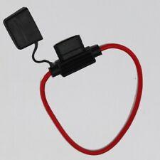 1x KFZ Sicherungshalter Flachsicherungen max. 30 A Sicherung 3,3 mm² ATO (339