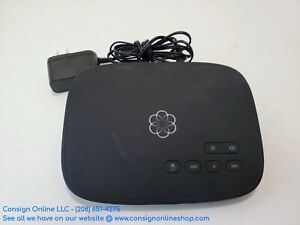 Ooma Telo Air 105 Smart Home Phone Service Base with Power Supply P1879