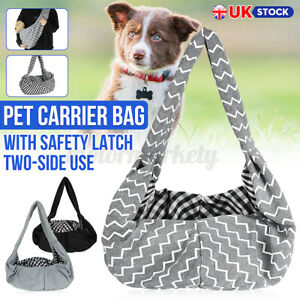 Dog Pet Cat Carrier Sling Puppy Tote Shoulder Pouch Travel Bag Hands Carry