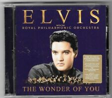Elvis Presley The Wonder Of You With The Royal Philharmonic Orchestra. Second CD