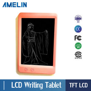 """8.5"""" Inch Electronic Digital LCD Writing Pad Tablet Drawing Design For Designer"""