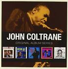 JOHN COLTRANE 5CD NEW Giant Steps/Jazz/My Favorite Things/Plays The Blues/Sound