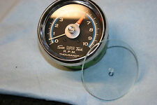 Sun Super Tach Tachometer - REPLACEMENT GLASS