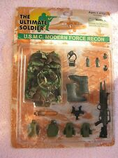 "Ultimate Soldier - U.S.M.C. MODERN FORCE RECON - weapons  - All 12"" & 1/6 - NEW"