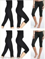 Leggings Donna LYRIS Nero A490 Tg L/XL XXL