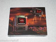 PlayStation Underground Volume 3 Number 2 Demo Disc Sealed Unopened PS1
