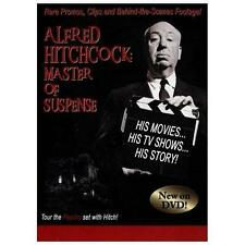 Alfred Hitchcock: Master of Suspense (DVD, 2013)
