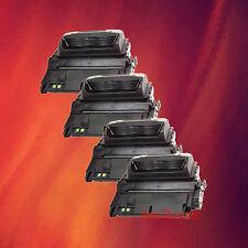 4 Toner Cartridge Q5942X  for HP LaserJet 4350 4350tn