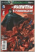 The Phantom Stranger #1 : DC Comic Book : New 52 Collection