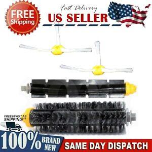 Kit 4 Brushes Kit For iRobot Roomba 585 589 630 650 660 700 760 770 780 790