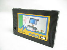 MSX COMPUTER MASTER Cartridge Only Japan Video Game msx