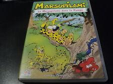 "DVD ""LE MARSUPILAMI DANS LA PAMPA"" Franquin"
