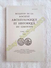 BULLETIN DE LA SOCIÉTÉ ARCHÉOLOGIQUE ET HISTORIQUE DU LIMOUSIN - 2002-Tome CXXX