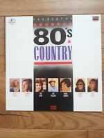 Various ‎– The Best Of 80's Country MFP 5788 Vinyl, LP, Compilation