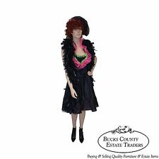 Miss Kitty Life Size Large Display Dressed Mannequin