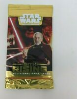 """Star Wars - """"Sith Rising"""" 11-card Sealed Booster Pack Wizards of the Coast WOTC"""