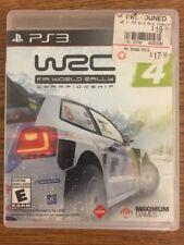 WRC Fia World Rally Championship 4 PS3 Playstation 3