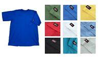 Dickies Men's Basic T-Shirt Pocket Tee  Short Sleeve Light Weight Jersey Cotton