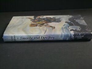 SWORDS AND DEVILTRY by Fritz Leiber HC Centipede Press SIGNED #67/300 SEALED!