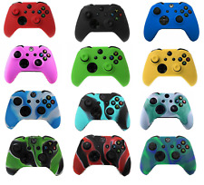 Xbox One Silicone Controller Skin Cover Colour Case Grips for S, X, Elite