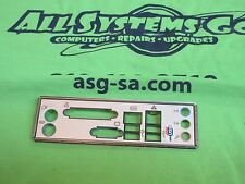 MSI MS-7184 ATX Backplate Rear I/O Shield  - 1041