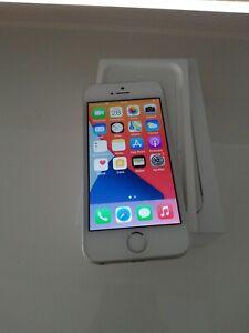 Iphone se 2016 (como nuevo) 32gb desbloqueado icloud