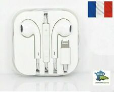Écouteurs iPhone 7 8 Plus X XR XS Max Bluetooth Casque +Micro+Contrôle du velum