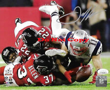 Julian Edelman New England Patriots Autographed Signed 8x10 photo  Reprint