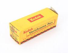 KODAK 118 VERICHROME PAN FILM, EXPIRED SEP 1957, SOLD FOR DISPLAY/cks/196876
