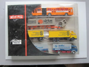 Wiking Set Number 198302