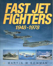 AIRLIFE FAST JET FIGHTERS 1948-1978 EE LIGHTNING F-4 CF-101 CF-104 RCAF F-102