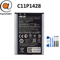 Batterie Asus C11P1428 Zenfone 2 laser - ZE500KL Z00ED - 2400 mAh