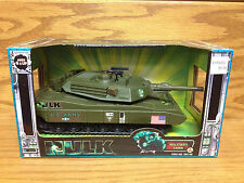 Rarely Seen!  2003 Funrise Marvel U.S. ARMY THE HULK MILITARY TANK No. 06146