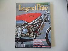 LEGEND BIKE 9/1998 MATCHLESS 650 CSR/GILERA MARTE/JAWA 350/GANNA 250/SUZUKI 400
