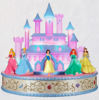 New IB 2019 Hallmark Disney Princess Live Your Story Music Tabletop Decoration