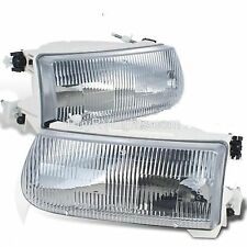 HOLIDAY RAMBLER ENDEAVOR 2000 2001 PAIR HEADLIGHTS HEAD LIGHTS FRONT LAMP RV