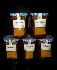 Currywurst  5 mal 400g, Konserve, Fertiggericht