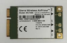 Sierra Wireless MC7455 PCI-E broadband module 4G LTE-A Unlocked