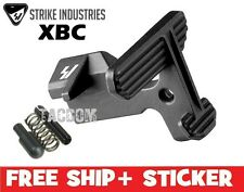 Strike Industries XBC Bolt Catch Extended surface Dual button switch + hardware
