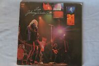 Johnny Winter And Live LP Record Vinyl Columbia ‎PC 30475 1985 Reissue VG+