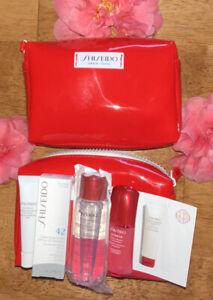 2 Shiseido Gifts! 2 Eye Makeup Remover, 2 42, 2 Ultimune, 2 Benefience Eye Cream