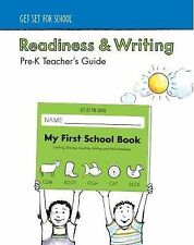 Get Set for School: Readiness & Writing Pre-K Teacher's Guide (Handwriting With