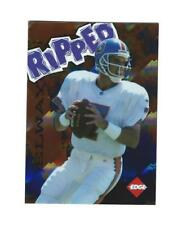 1996 Collector's Edge Ripped #4 John Elway Broncos