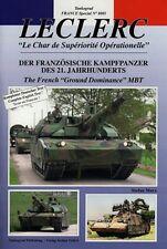 Tankograd 8001 Leclerc Main Battle Tank - Le Char Leclerc