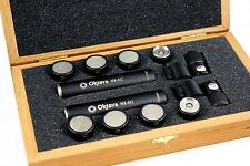 Oktava MK 012 Condenser Microphones factory matched stereo pair USED