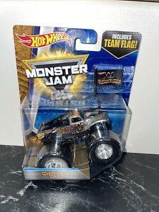 Hot Wheels Monster Jam Truck 1:64 Captains Curse