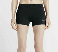 Nike Black Volleyball Performance Game Shorts Size Small NEW