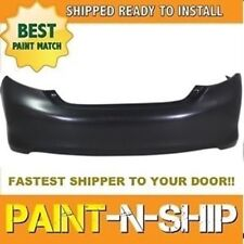 Fits; 2012 2013 2014 Toyota Camry Rear Bumper Painted to Match (TO1100296)