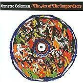 Ornette Coleman - Art of the Improvisers (CD 2012)